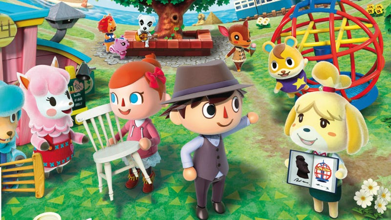 Illustration for article titled Free Animal Crossing!*