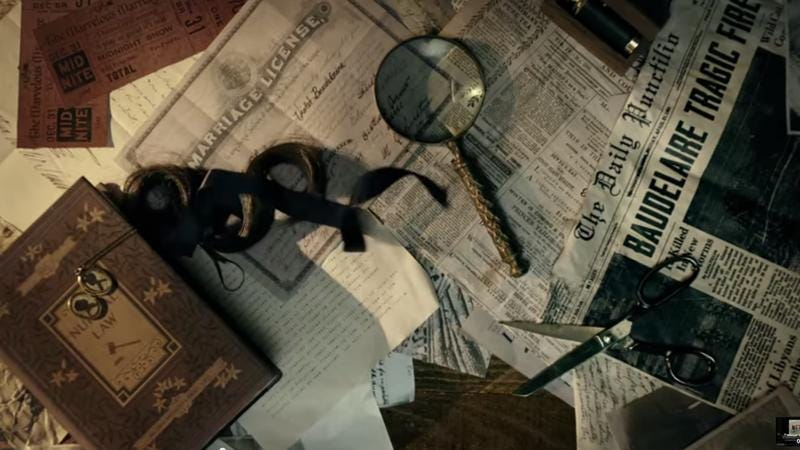 Illustration for article titled That Series Of Unfortunate Events trailer is fake, Netflix series still real