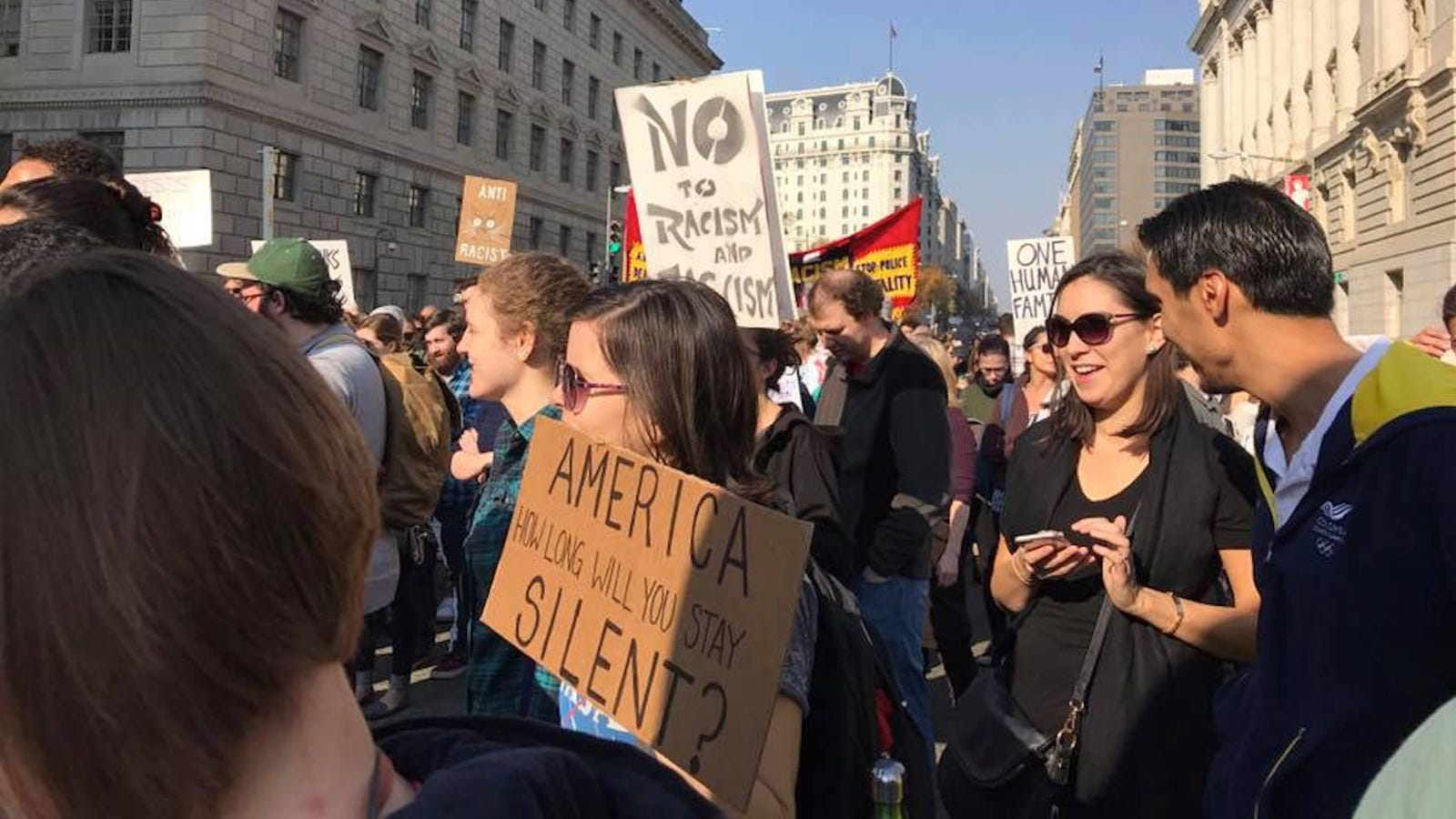 Alt-Right Gathers in D.C. to Celebrate Trump's Win ...