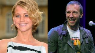 Illustration for article titled Jennifer Lawrence and Chris Martin are Dating