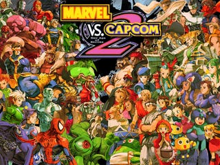 Illustration for article titled Marvel vs. Capcom 2 Micro-Review: It's Gonna Take You For A...Yeah