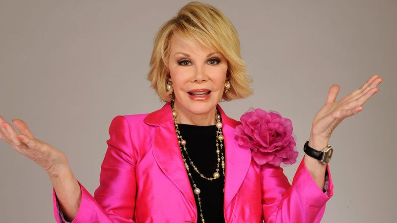 Illustration for article titled Joan Rivers Will Be Missed By Many
