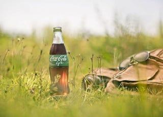 Illustration for article titled Innál organikus kólát? Na és ha a Coca-Cola csinálná?