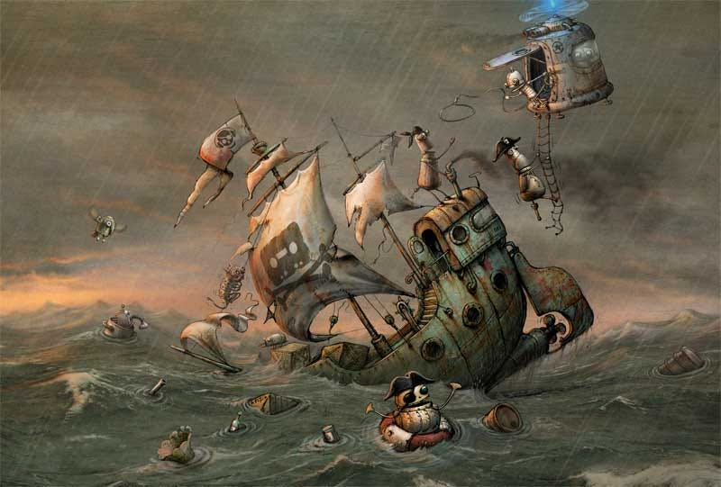Illustration for article titled Machinarium Maker Offers Amnesty To The 85% Of People Who Pirated Their Game