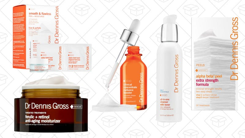25% off Dr. Dennis Gross with code KINJADRD