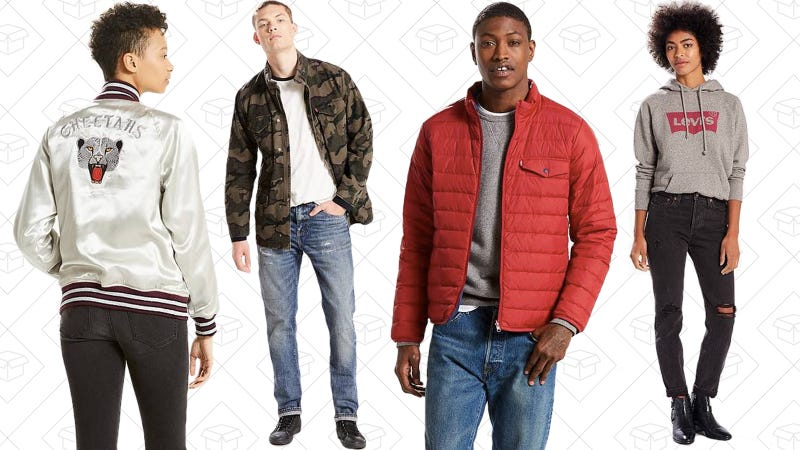 Extra 40% off sale items | Levi's | Use code EXTRA40