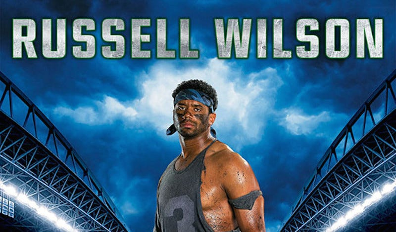 Illustration for article titled Russell Wilson Remains Incredibly Corny
