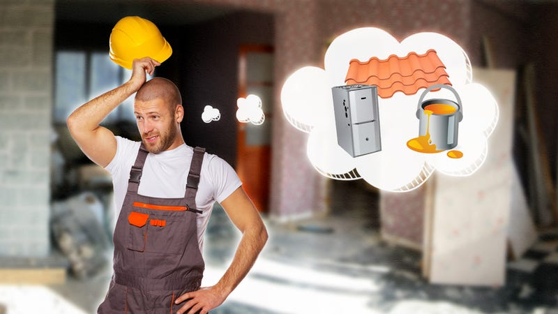 Illustration for article titled Which Home Improvements Can I DIY and Which Should I Leave to a Pro?