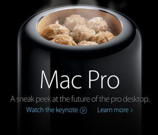 Illustration for article titled I Can't Stop Laughing at these Photoshopped Mac Pros