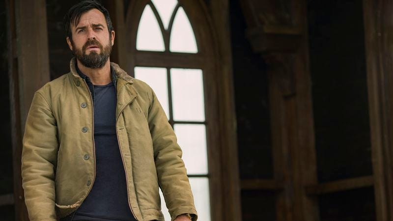 Justin Theroux as Kevin Garvey in The Leftovers (Photo: Ben King/HBO)