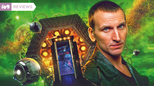 Christopher Eccleston s Doctor Who Return Is a Solid Vehicle for a New Side of the Ninth Doctor