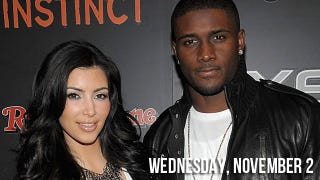 Illustration for article titled Kim Kardashian's Getting Divorced So She Can Be With Reggie Bush's Penis