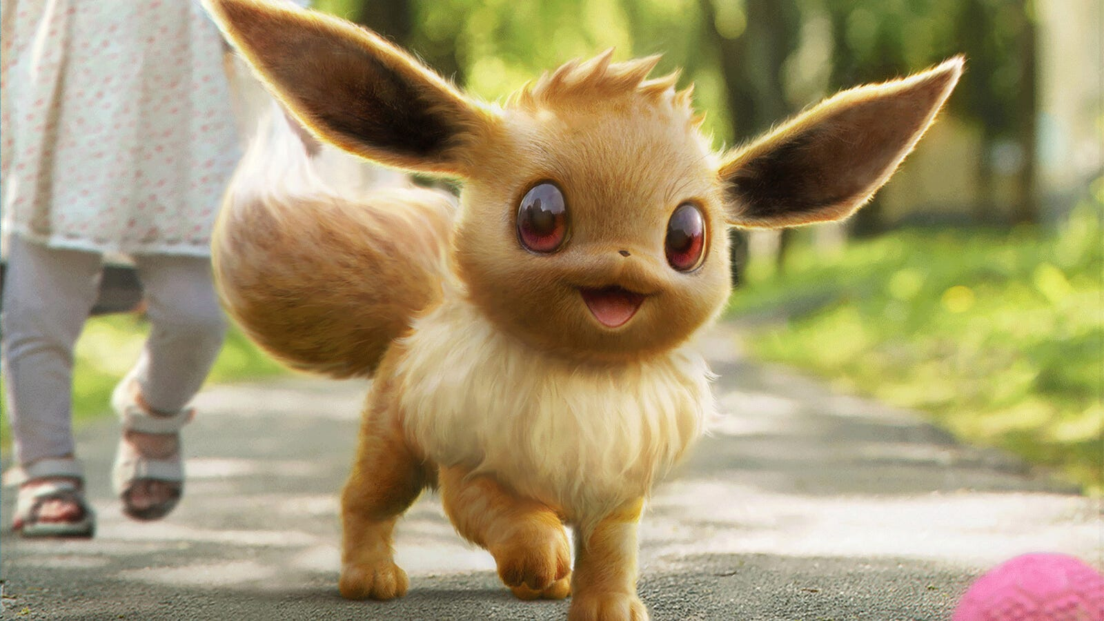 Detective Pikachu's Pokemon Designs Are Disgustingly Cute