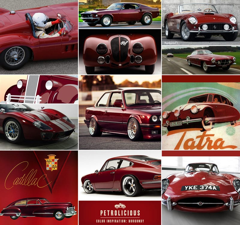 Illustration for article titled Color Inspiration - Petrolicious