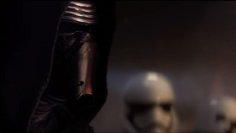 Illustration for article titled New video proves Kylo Ren's mask makes him easily misunderstood