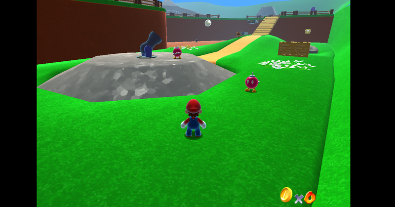 Illustration for article titled Go Play Super Mario 64 In Your Browser, Right Now