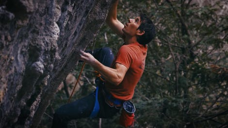 Free Solo, The Alex Honnold Documentary, Is The Year's Most