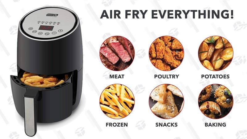 Dash Compact Air Fryer | $50 | Amazon