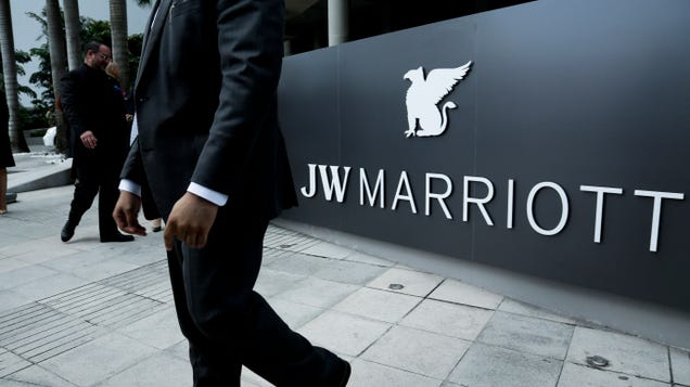 Only Jail-Time and Stiff Fines Will Stop This, Say Senators After Marriott Breach