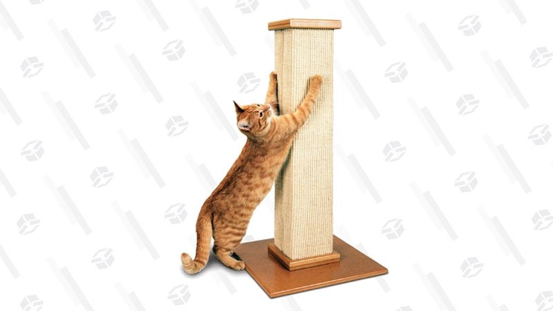 SmartCat Ultimate Scratching Post | $36 | Amazon
