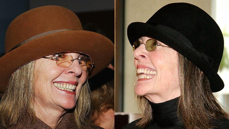Illustration for article titled Quiz: Which of Diane Keaton's Many Hats Are You?