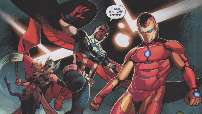 Illustration for article titled New Avengers Team Teases Big Changes in the Marvel Universe's Future