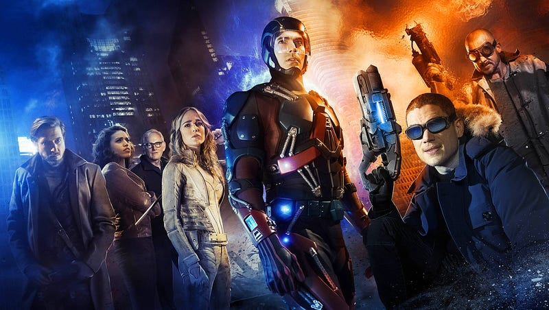 Illustration for article titled DC's Legends of Tomorrow Will Meet Up With Jonah Hex