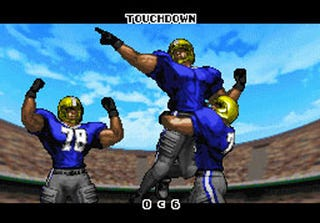 Illustration for article titled Tecmo Bowl Screens