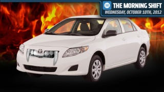 Illustration for article titled Toyota Is Recalling 7.4 Million Cars Over Fiery Window Switches