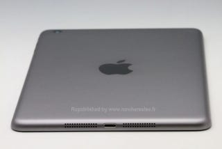 Illustration for article titled Leaked iPad Mini 2 Casing Shows a Possible 'Space Gray' Version