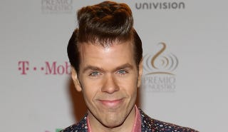Illustration for article titled Perez Hilton, Man Who Draws Semen on Women's Faces, Had a Baby Girl