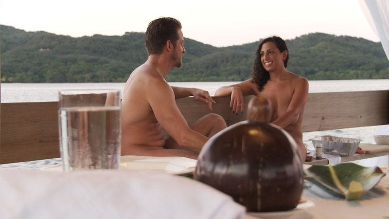 Illustration for article titled VH1 renews Dating Naked
