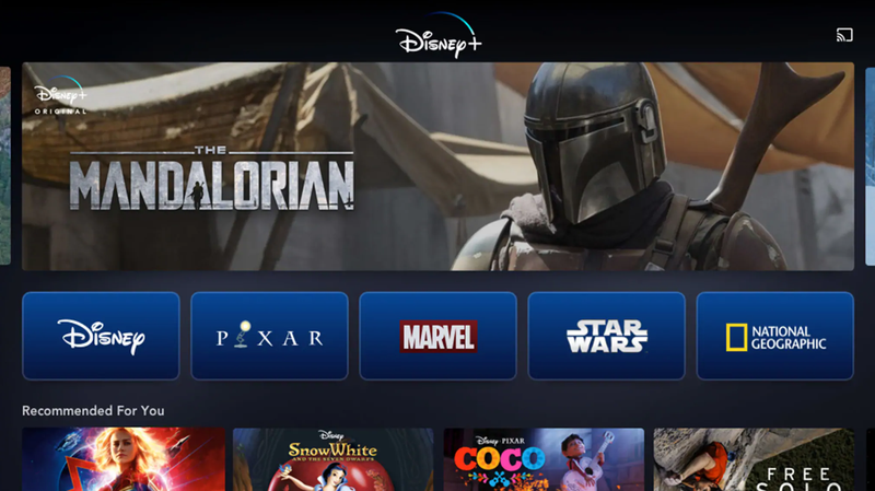 Disney+ and Big Cable Team Up to Crack Down on Password