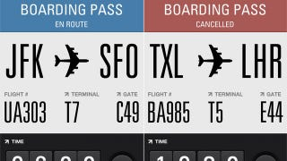 Illustration for article titled All Boarding Passes Should Look Like This