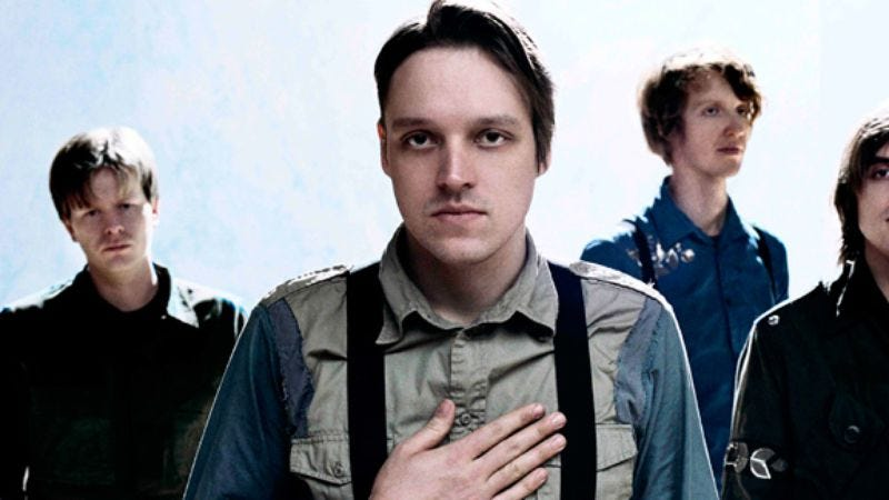 Illustration for article titled Win Butler of Arcade Fire