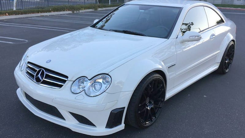 For 51 888 this 2008 mercedes clk 63 amg could be your for Mercedes benz clk 450