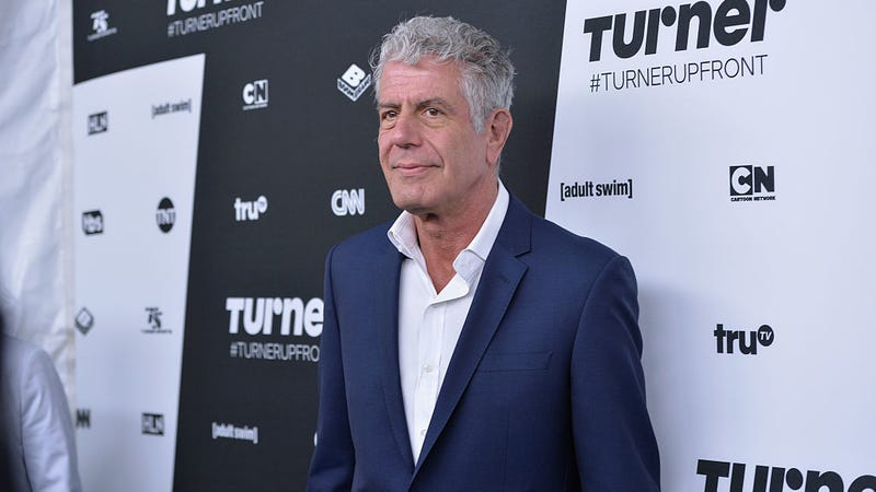 Illustration for article titled Anthony Bourdain, cook turned globetrotting host, has died at age 61