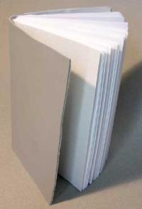 Illustration for article titled Make your own moleskine notebook