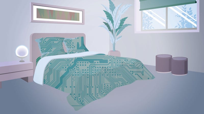 Illustration for article titled The Best Bedroom Upgrades for a Better Night's Sleep