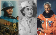 Illustration for article titled 15 Black Military Heroes Through the Years