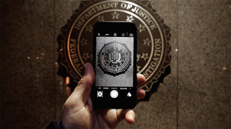 Twitter Releases FBI's Potentially Unconstitutional Requests