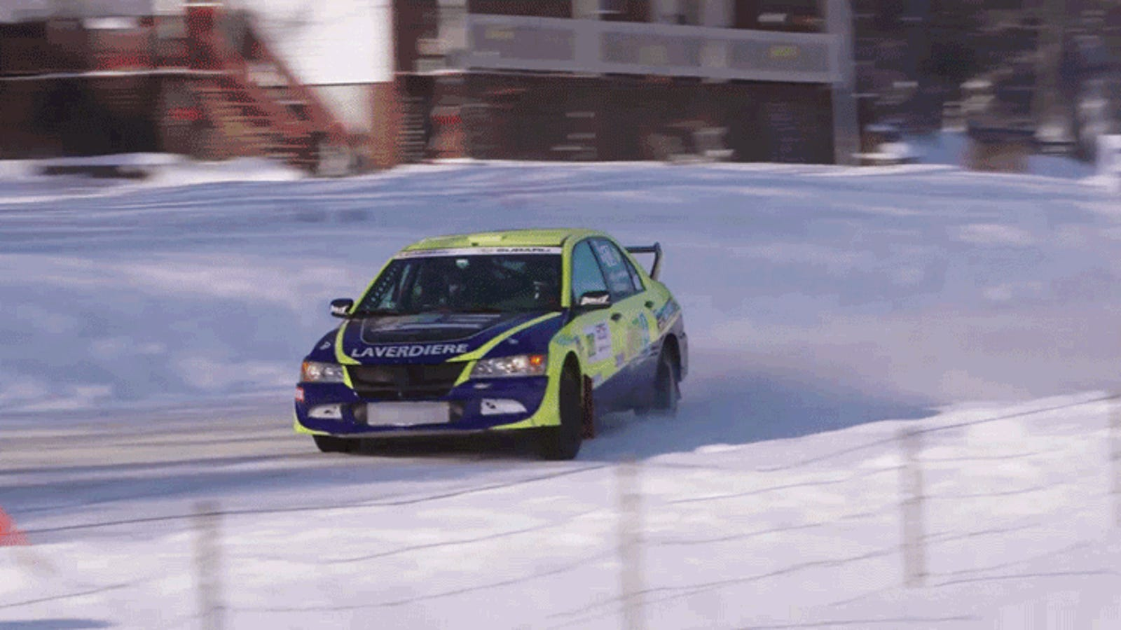 Please Let The World Rally Championship Race Come To Canada You Hosers