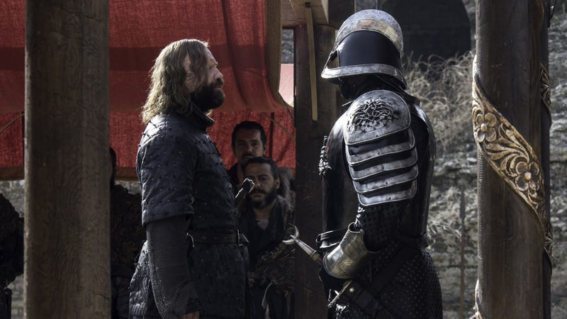 No CleganeBowl this time around. Sorry. (Photo: Macall B. Polay/HBO)