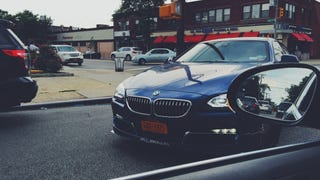 2 Alpina B6's, one Cup