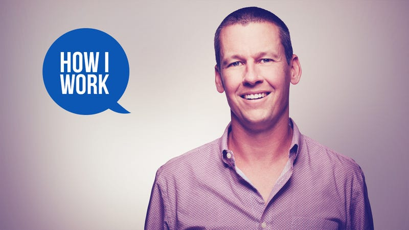 Illustration for article titled I'm Chris Martin, Chief Technology Officer at Pandora, and This Is How I Work