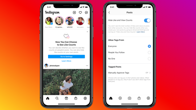 How to Hide Likes on Your Instagram Posts