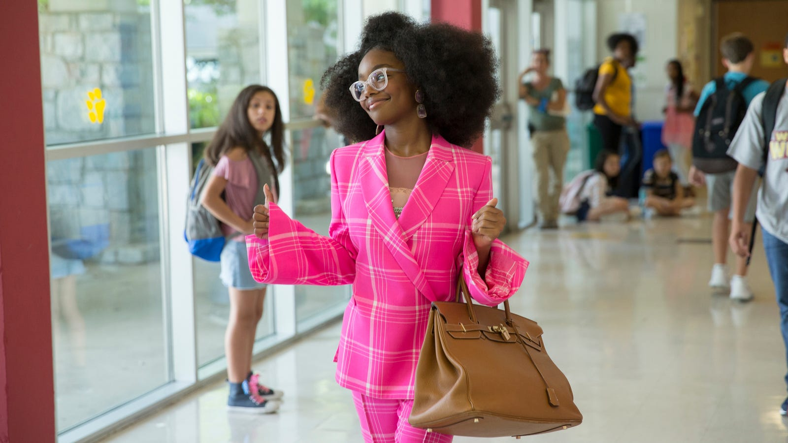 #BlackGirlMagic: Black-ish Star Marsai Martin Set to Become Youngest Executive Producer in Hollywood History