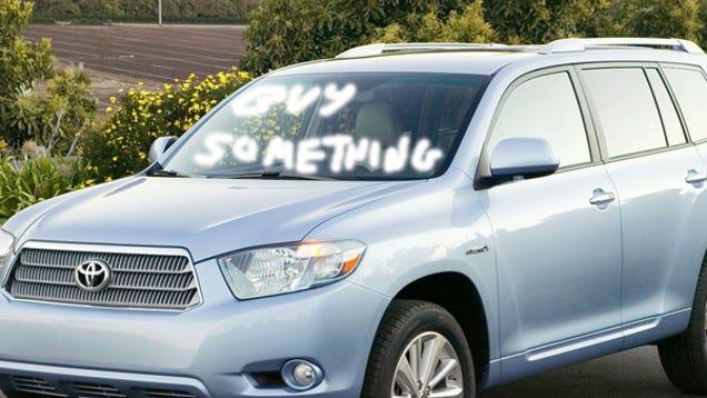 Auto Sales Down Should I Buy A Car Now