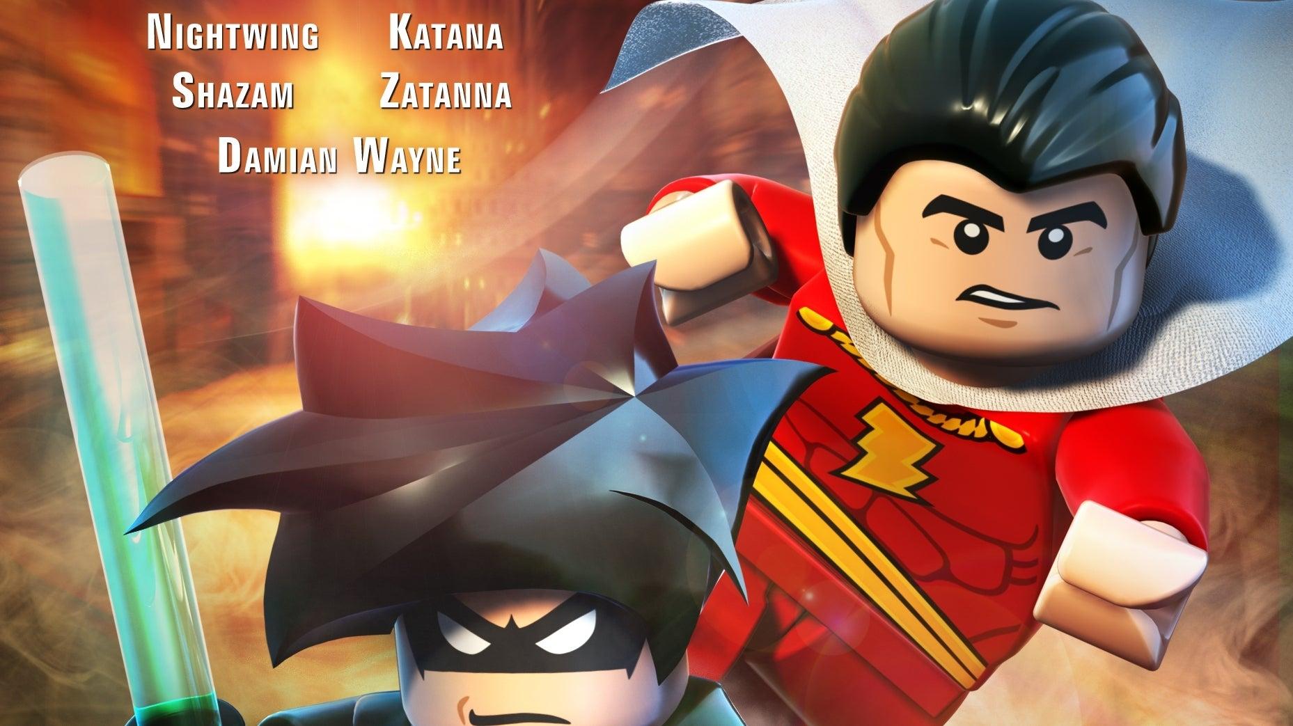 Nightwing, Bizarro and Zatanna Playable With Lego Batman 2 ...