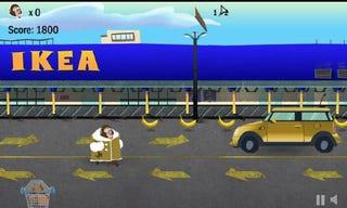 Illustration for article titled Pénteki időelcsesző I. : Itt az IKEA-majom játék